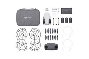 DJI Mavic Mini Lieferumfang Fly More Combo