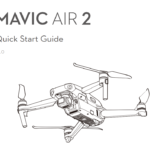 dji mavic air 2 handbuch cover