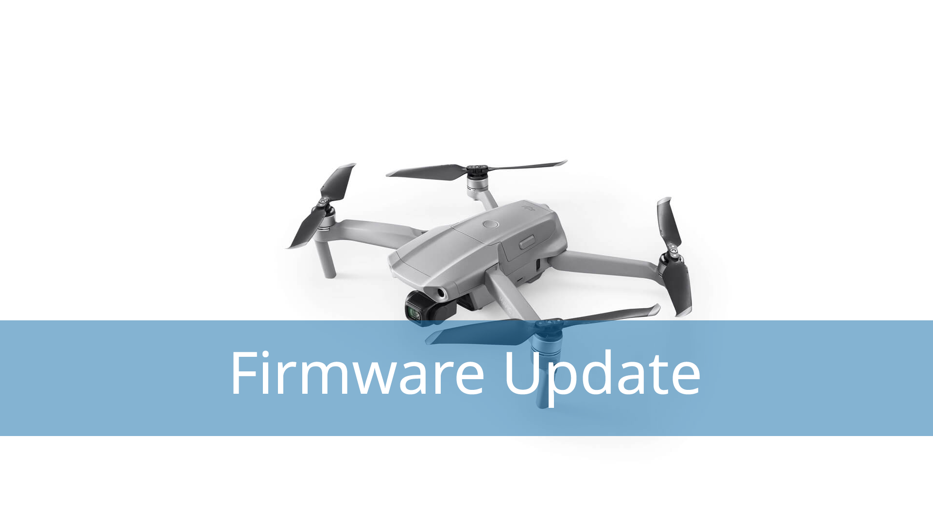 Mavic Air 2 Firmware Update