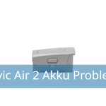 Mavic Air 2 Akku Problem