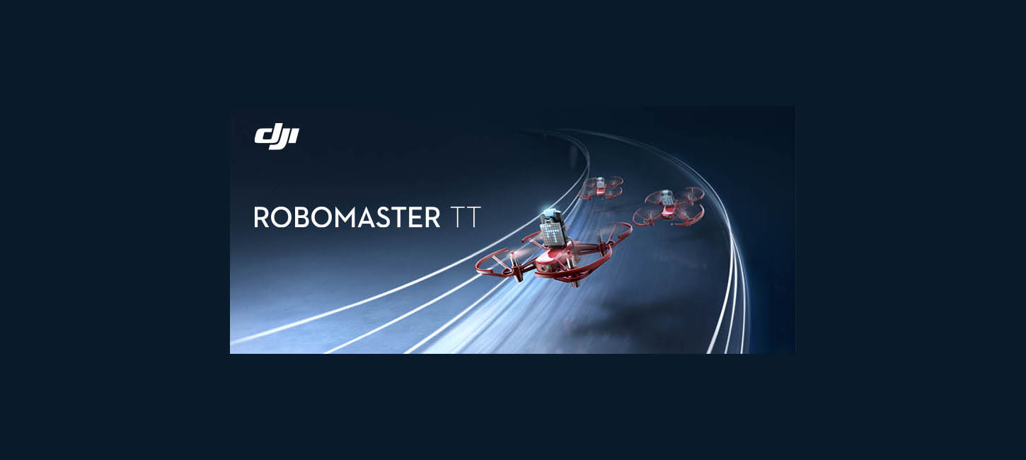 dji robomaster tello talent