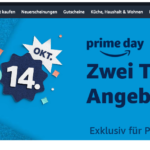 amazon prime day 2020 oktober drohnen