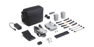 dji air 2s fly more combo lieferumfang
