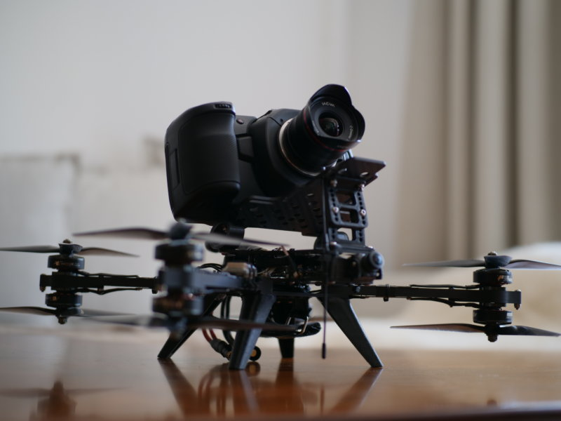 Cinelifter Media – Cinematic Drone Service